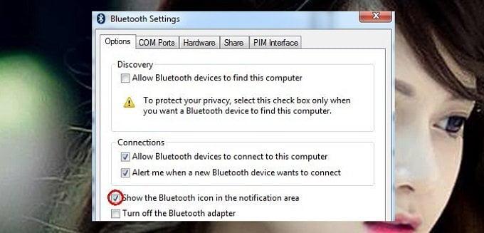 Cách lấy lại Icon Bluetooth trên khay hệ thống Windows đơn giản 9