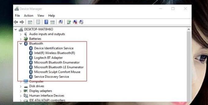 Cách lấy lại Icon Bluetooth trên khay hệ thống Windows đơn giản