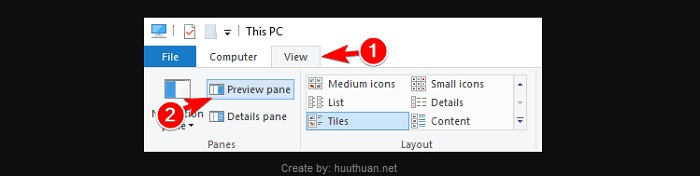 Cách sửa lỗi Action can't be completed because the file is open 14