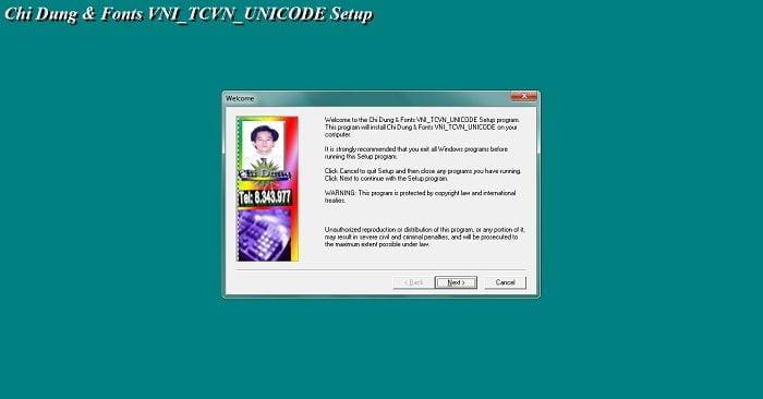Cách khắc phục lỗi Font chữ trên hệ điều hành Windows