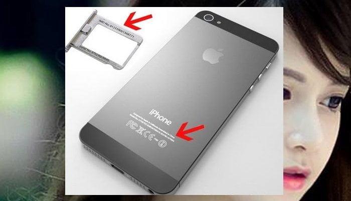 2 Cách kiểm tra IMEI iPhone đơn giản chuẩn xác nhất 3