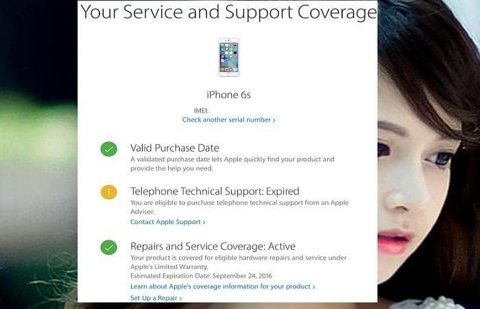 2 Cách kiểm tra IMEI iPhone đơn giản chuẩn xác nhất 5