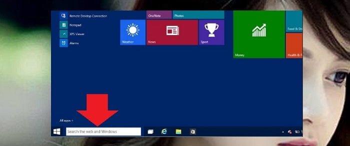Đặt Google làm công cụ tìm kiếm trên thanh tác vụ Windows 10