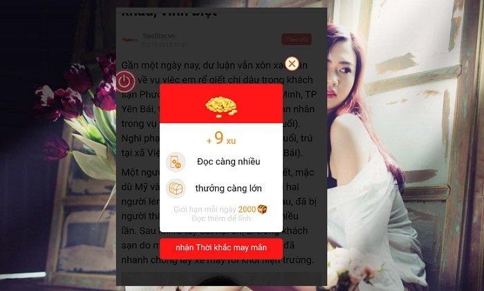 Cách tải App đọc báo kiếm tiền dễ dàng với VN Ngày nay 6
