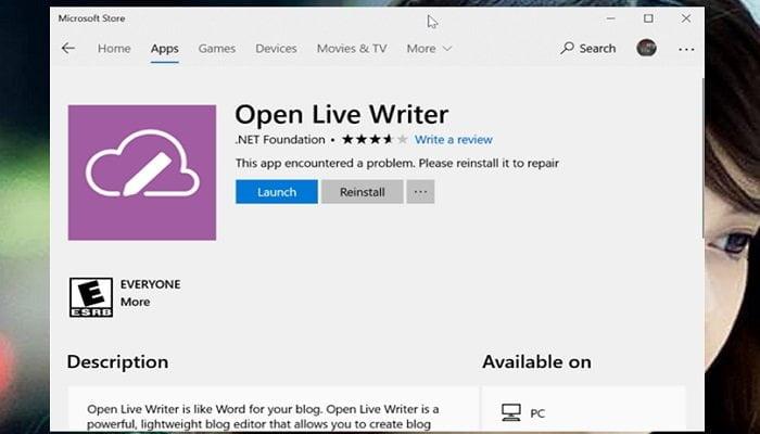 "Sửa lỗi ""This App Can not Open. Check Windows Store..."" Windows 10 5"