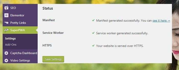 Cách để trang Web của bạn truy cập được khi offline trong Wordpress 2