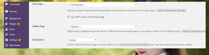 Cách để trang Web của bạn truy cập được khi offline trong Wordpress 3