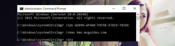 2 cách kích hoạt Windows 10 miễn phí không cần bất kỳ phần mềm nào 13