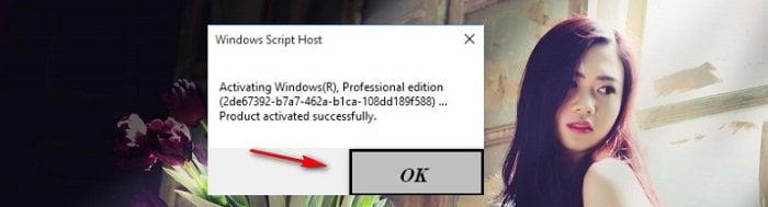 2 cách kích hoạt Windows 10 miễn phí không cần bất kỳ phần mềm nào 14