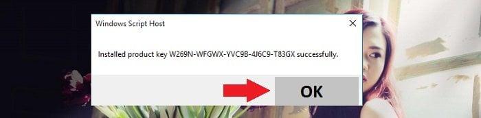 2 cách kích hoạt Windows 10 miễn phí không cần bất kỳ phần mềm nào 9