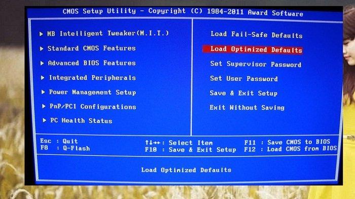 """Cách sửa lỗi """"No Boot Device Found"""" trên Windows khi khởi động 2"""