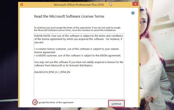 Cách cài đặt và kích hoạt Office 2016 miễn phí không cần công cụ 2