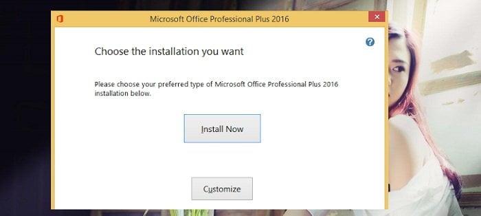 Cách cài đặt và kích hoạt Office 2016 miễn phí không cần công cụ 3