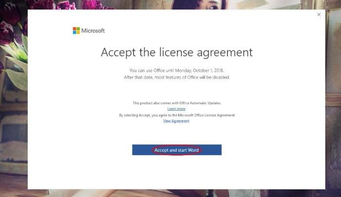 Cách cài đặt và kích hoạt Office 2019 miễn phí một cách hợp pháp 5