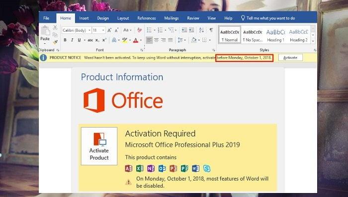 Cách cài đặt và kích hoạt Office 2019 miễn phí một cách hợp pháp 6