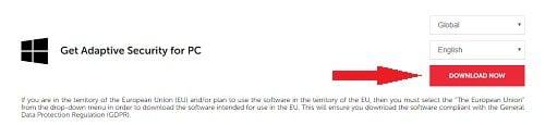 Kaspersky® Security Cloud Free sức mạnh của bảo mật 1