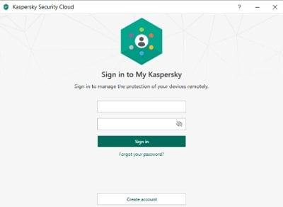 Kaspersky® Security Cloud Free sức mạnh của bảo mật