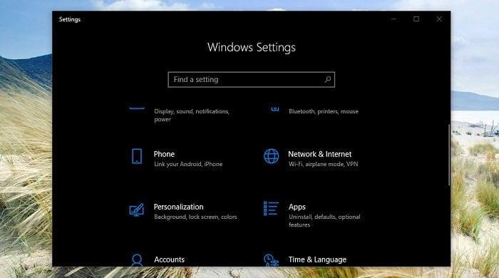 Cách bật tắt chế độ tối trong Google Chrome Windows 10 2