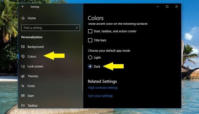 Cách bật tắt chế độ tối trong Google Chrome Windows 10 3