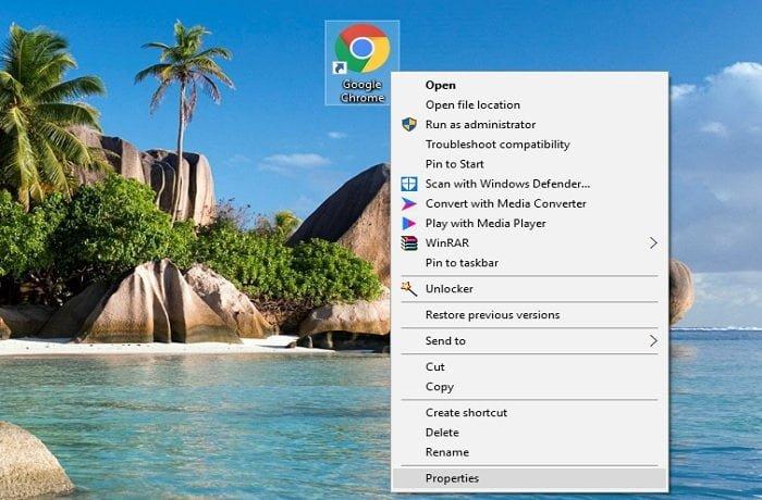 Cách bật tắt chế độ tối trong Google Chrome Windows 10 4