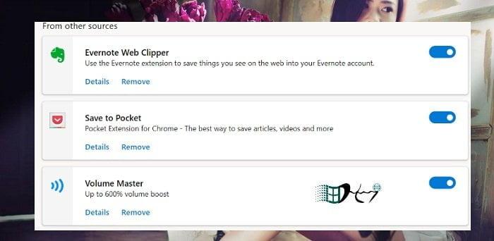 Cách cài đặt tiện ích mở rộng Google Chrome trên Microsoft Edge 6
