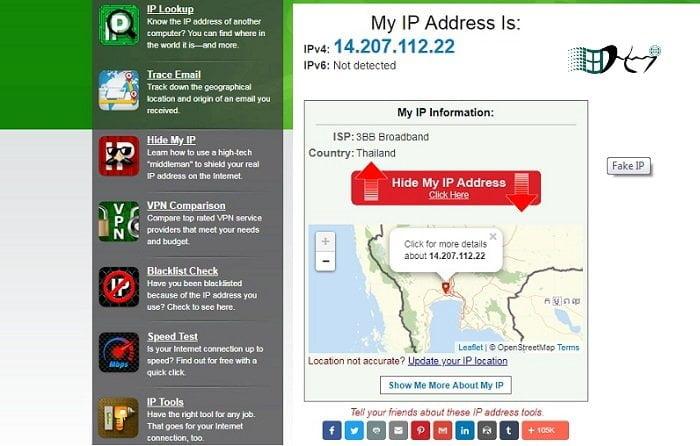 Cách Fake IP để tải game hoặc chơi game nước ngoài 4
