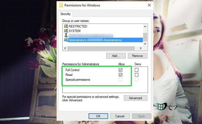 Cách sửa lỗi máy in không đặt được mặc định mã lỗi Error 0x00000709 7