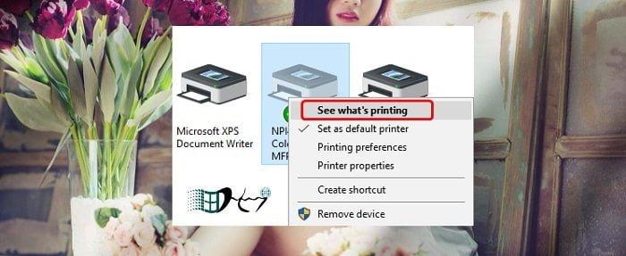 Khắc phục máy in Offline trong Windows 10 đơn giản nhất 2