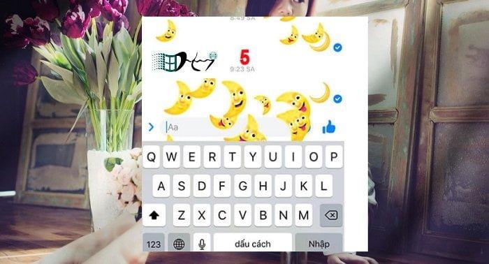 Cách sử dụng giao diện tối ứng dụng Messenger Facebook 2