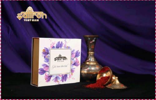 Saffron jahan Set thần dược nâng cao sức khỏe cho người thân 1