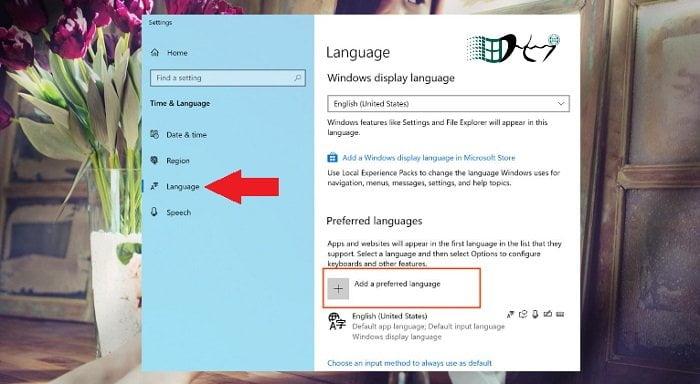 Sử dụng tiếng việt trên Windows 10 không cần cài đặt bộ gõ 3