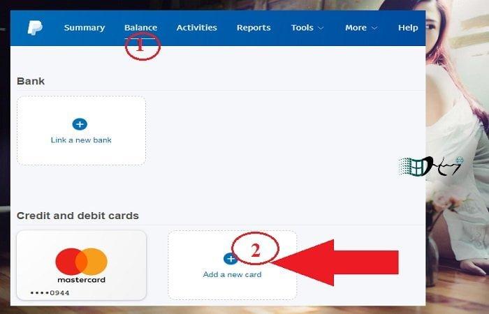 Cách liên kết thẻ MasterCard ảo Viettel trên tài khoản Paypal 3