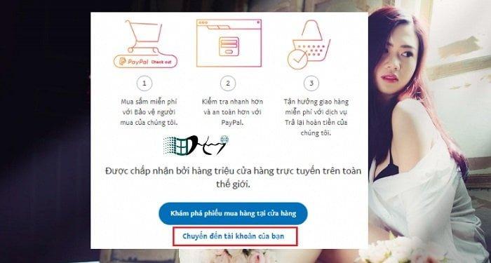 Cách tạo một tài khoản Paypal giao dịch online mới và đơn giản nhất 5