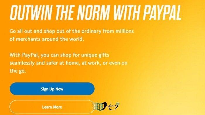 tạo một tài khoản Paypal