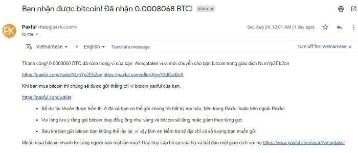 Cách mua bitcoin bằng Paypal nhanh chóng, đơn giản 11
