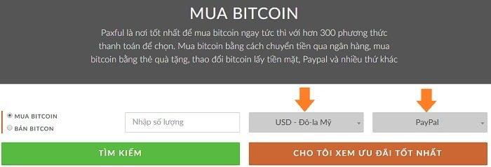 Cách mua bitcoin bằng Paypal nhanh chóng, đơn giản 7