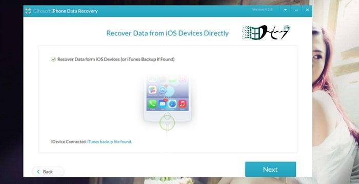 Cách khôi phục các dữ liệu đã xóa trên Iphone hiệu quả 6