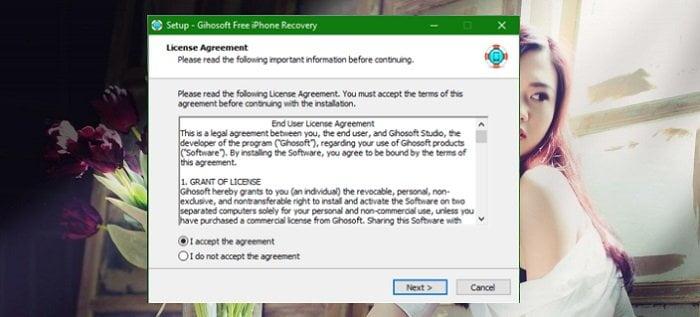 Cách khôi phục các dữ liệu đã xóa trên Iphone hiệu quả 3