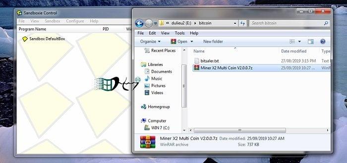 Chạy các chương trình không đáng tin trong Windows an toàn 8