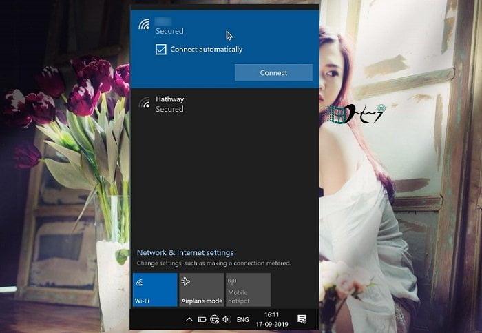 Sửa lỗi Windows 10 không tự động kết nối Wifi hiệu quả 6