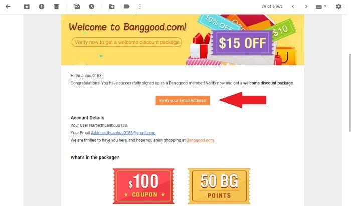 Trãi nghiệm mua hàng Online bằng Paypal cực đơn giản 3