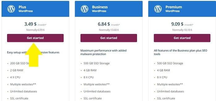 Coupon One.com hosting giá rẻ cấu hình cực cao, giá tốt 2
