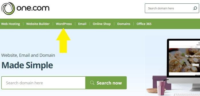 Coupon One.com hosting giá rẻ cấu hình cực cao