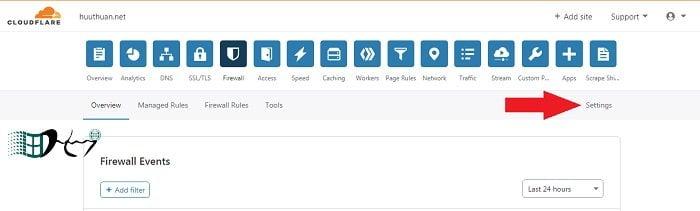 Cấu hình Cloudflare để hạn chế DDOS, botnet,... hiệu quả 4