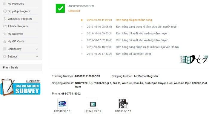 Cách mua hàng trên Banggood giá rẻ ship về Việt Nam 13