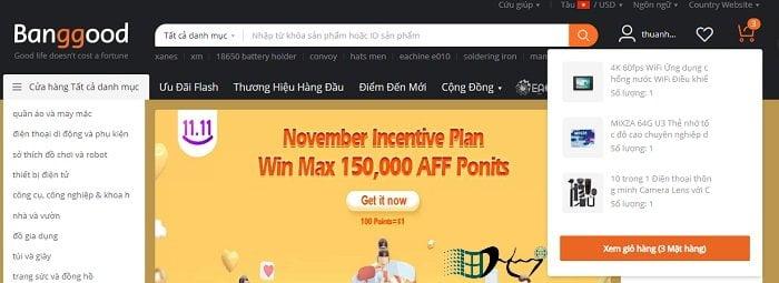 Cách mua hàng trên Banggood giá rẻ ship về Việt Nam 4