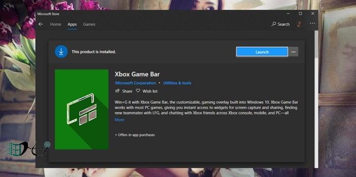 Sửa một số lỗi Game Bar không hoạt động trên Windows 10 13