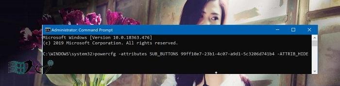Tự khởi động khi mở nắp máy tính trong Windows 10 4