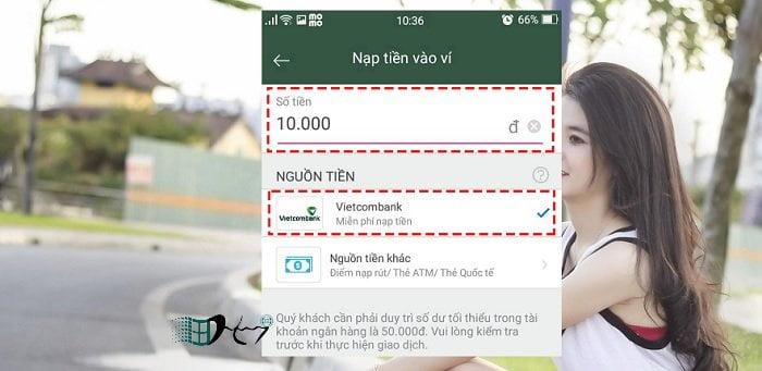Nhận ngay 1 triệu đồng khi liên kết ví MOMO với tài khoản ngân hàng 33