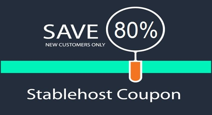 StableHost giảm ngay 80% hosting chào đón năm mới 1